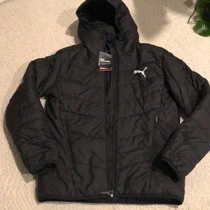Puma Jackets & Coats - Puma men's jacket water repellent size S